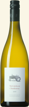 2009 Ten Minutes By Tractor McCutcheon Chardonnay