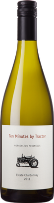 2011 Ten Minutes By Tractor Estate Chardonnay