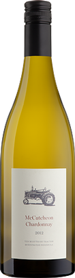 2012 Ten Minutes By Tractor McCutcheon Chardonnay